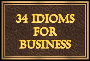 idioms plaque