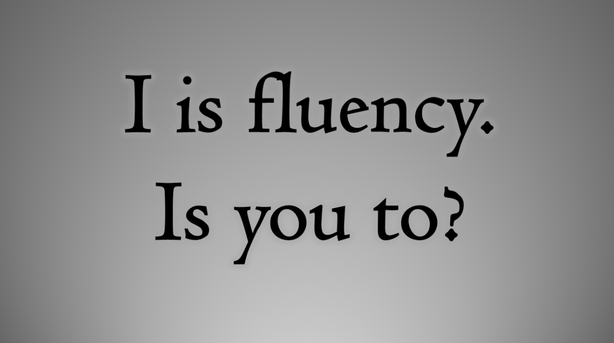 Fluency fact fiction or farce by rob howard online for Is the word farcical